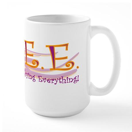 F.R.E.E. Large Mug