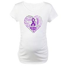 Lupus Heart Words Shirt