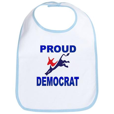 Democrat Pride (Donkey) Bib