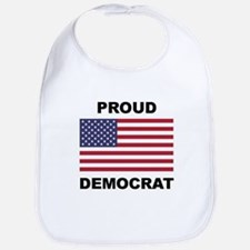 Democrat Pride (Flag) Bib
