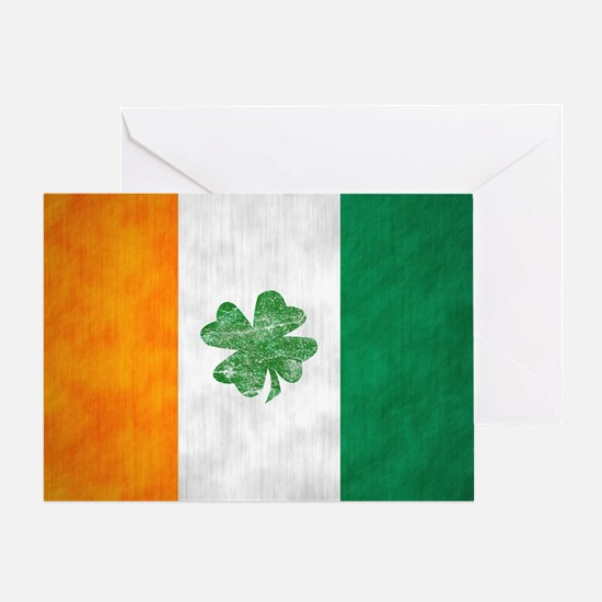 irish5 Greeting Card