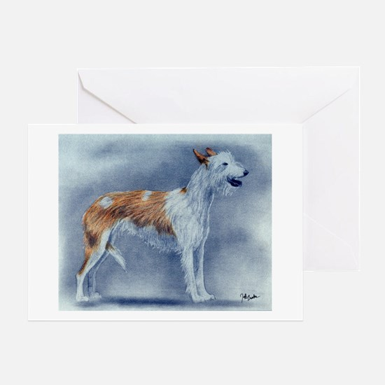 Ibizan Hound Dog Greeting Cards