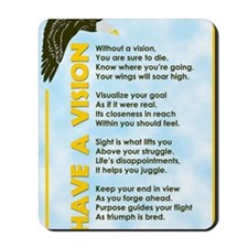 GREETING CARD_Have a Vision Mousepad