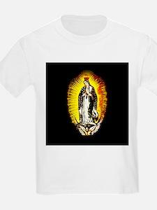 Virgen de Guadalupe Kids T-Shirt