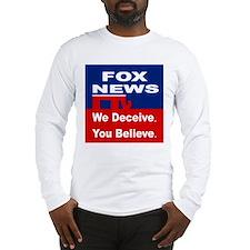 Fox News Long Sleeve T-Shirt