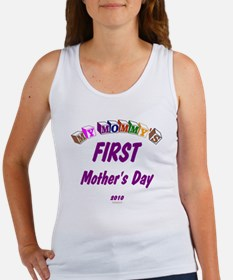 mommys1st2010 Women's Tank Top