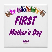 mommys1st2010 Tile Coaster