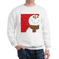 Jolly Snowman  Sweatshirt