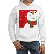 Jolly Snowman  Hoodie
