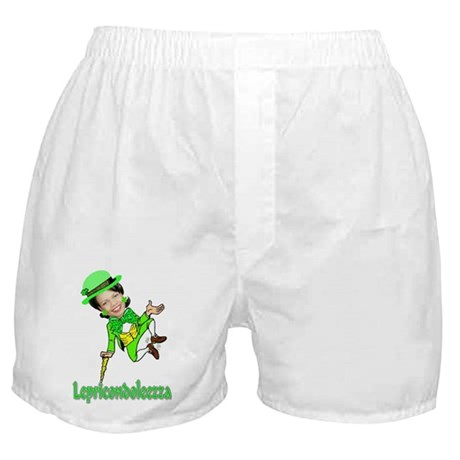 LepreCondoleezza Boxer Shorts