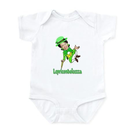 LepreCondoleezza Infant Bodysuit