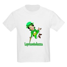 LepreCondoleezza Kids T-Shirt