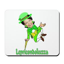LepreCondoleezza Mousepad