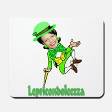 LepreCondoleezza Mousepad
