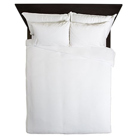 graciefinal2-2WHT Queen Duvet