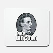 Abe Lincoln Mousepad