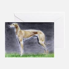 Sloughi Dog Greeting Cards
