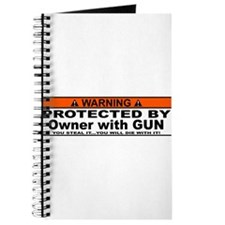 protected by gun owner Journal