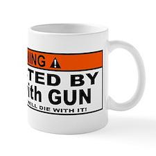 protected by gun owner Mugs