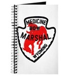 Medicine Bow Marshal Journal