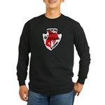 Medicine Bow Marshal Long Sleeve Dark T-Shirt