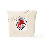 Medicine Bow Marshal Tote Bag