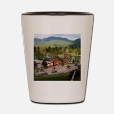 LakePlacidS Mousepad Shot Glass