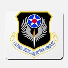 USAF Special Operations Command Mousepad