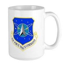 AF Space Command Mug