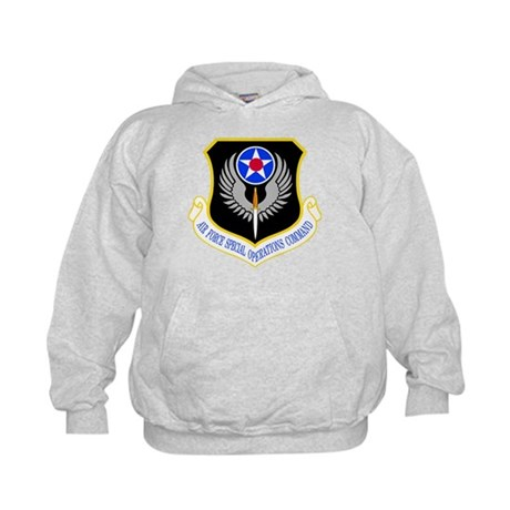 USAF Special Operations Command Kids Hoodie