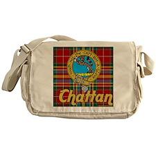 *chattan11x11 Messenger Bag
