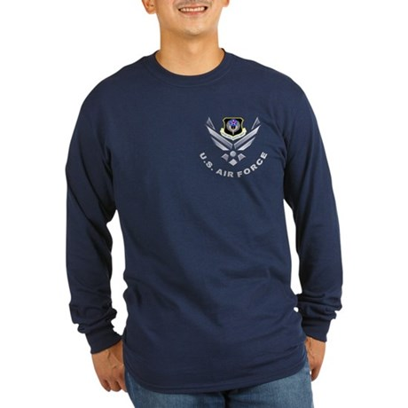 Special Operations Command Long Sleeve Dark Tee
