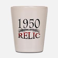 Relic 1950 Shot Glass