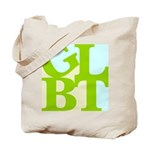 GLBT Tropo Pop Tote Bag