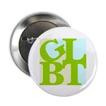 "GLBT Tropo Pop 2.25"" Button (100 pack)"
