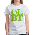 GLBT Tropo Pop Women's T-Shirt