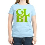 GLBT Tropo Pop Women's Light T-Shirt