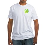 GLBT Tropo Pocket Pop Fitted T-Shirt