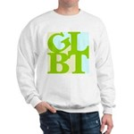 GLBT Tropo Pop Sweatshirt