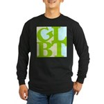 GLBT Tropo Pop Long Sleeve Dark T-Shirt