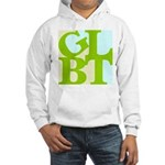 GLBT Tropo Pop Hooded Sweatshirt