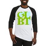 GLBT Tropo Pop Baseball Jersey