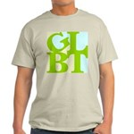 GLBT Tropo Pop Light T-Shirt