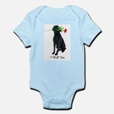 wuff you Infant Bodysuit