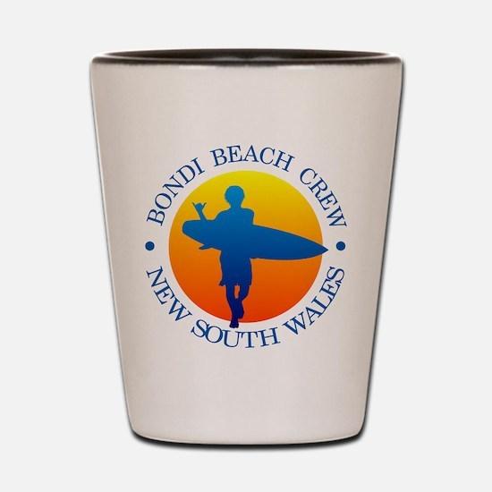 Surf Bondi Beach Shot Glass