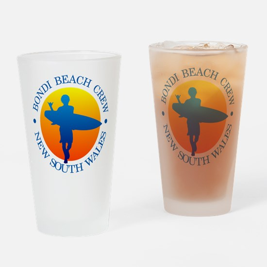 Surf Bondi Beach Drinking Glass