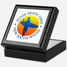 Surf Bondi Beach Keepsake Box