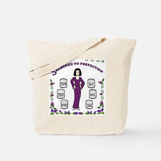 Edited-Seasoned to Perfection-BACKUP Tote Bag