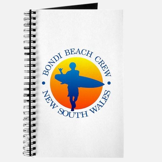 Surf Bondi Beach Journal