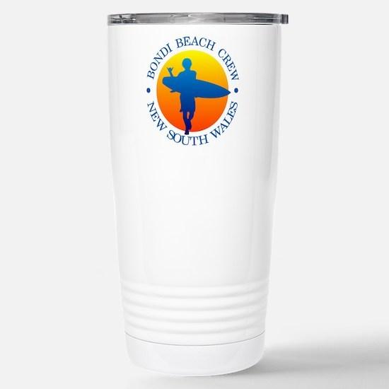 Surf Bondi Beach Stainless Steel Travel Mug